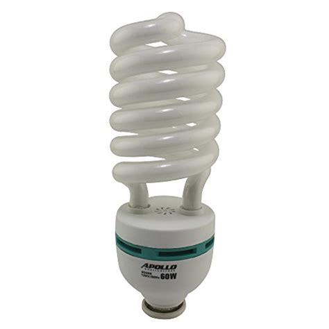 cfl light bulbs for growing apollo horticulture 60 watt cfl compact fluorescent grow