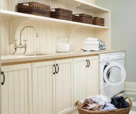 Kitchen Cabinets Beadboard Beadboard Cabinets Cottage Laundry Room House Amp Home