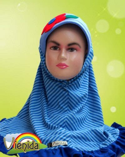 Jilbab Anak 2 3 Th Anaya jilbab anak anak afifah simple grosirbajumuslimodern