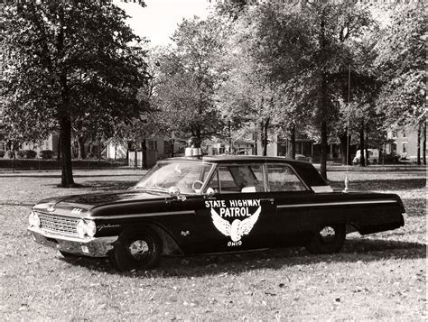Chevrolet Trooper Mobil Argento Silver Series gc54gn8 state series 35 ohio state highway patrol