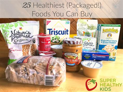 Healthy Package 25 healthiest packaged foods you can buy healthy howldb
