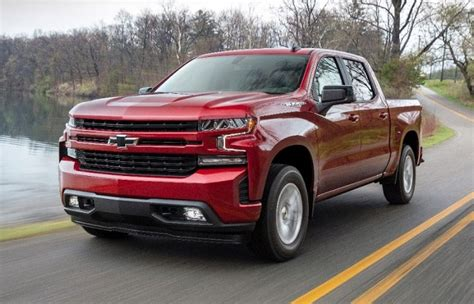 Chevrolet New Models 2020 by 2020 Chevy Silverado 1500 News Design Options New