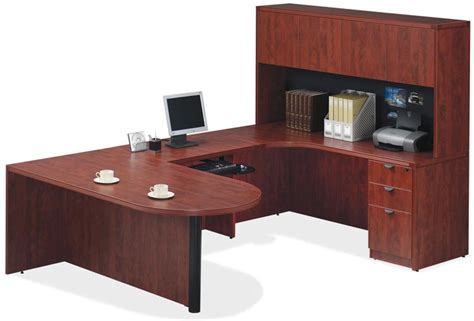 Laminate Office Desk Laminate Office Bullet Desk Shell The Furniture Family