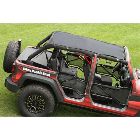 jeep cargo j0041214 cargo cover rear 07 15 wranglers 4 doors