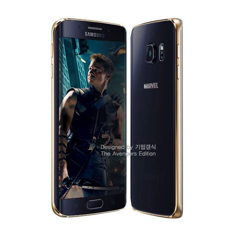 Samsung S6 Edge Limited samsung galaxy s6 edge อาจม ลาย limited edtion เหล าฮ โร ท ม samsung