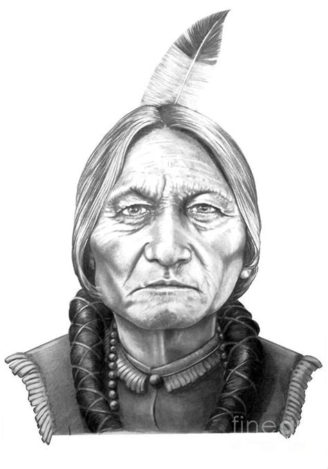 sitting bull tattoo chief sitting bull our story in black white