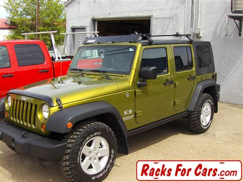 Jeep Wrangler Top Roof Rack by Jeep Wrangler Top Roof Rack Car Interior Design