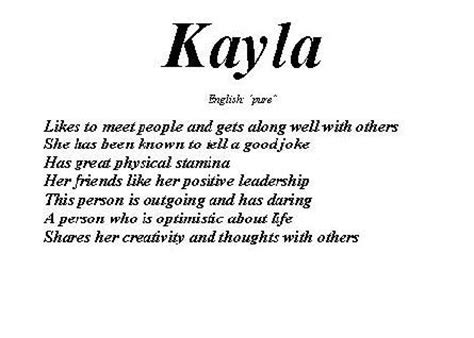coloring pages of the name kayla the name kayla bit of a bucket list pinterest mom