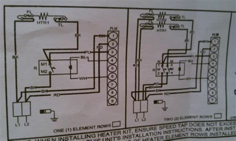 wiring to heat for heat system doityourself