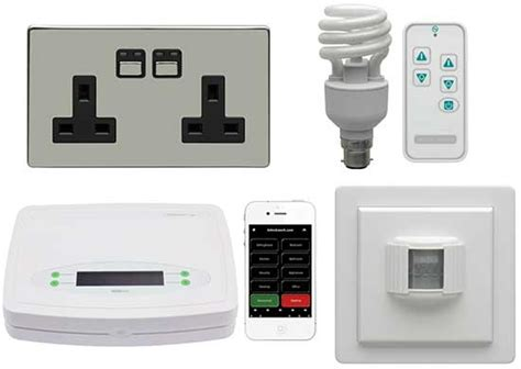 lightwaverf home automation system in depth review automated home