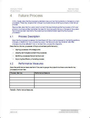 templates for writing business cases business case template cyberuse