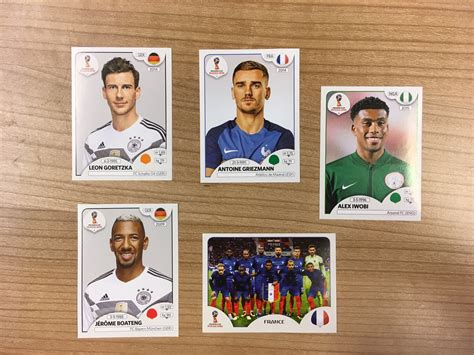 World Cup Stickers 2018 are not happy about the price of panini s 2018