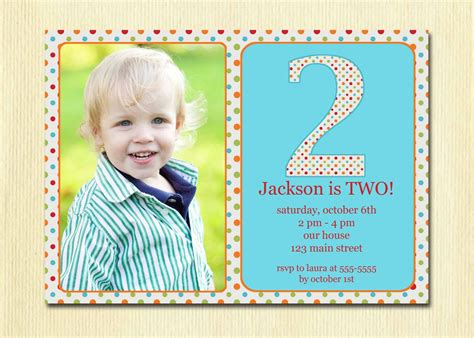 birthday invitation card free 2 get free template 2 year birthday invitation wording free invitation