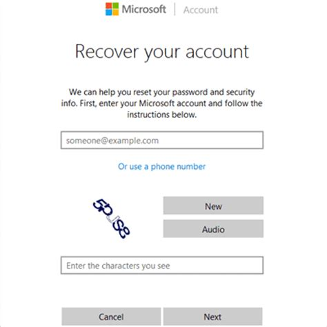 reset microsoft online services password 4 ways to reset windows live id forgotten password