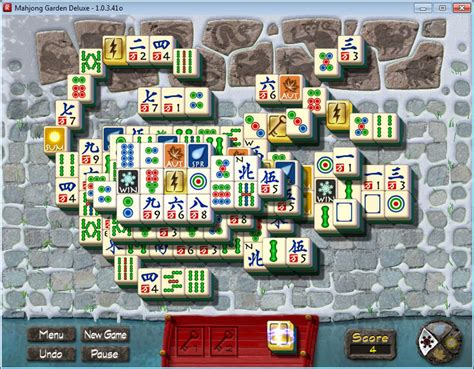 Garden Mahjong by Mahjong Garden Deluxe Software Informer Screenshots