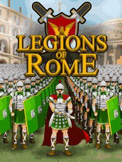 themes java mob org legions of rome java game for mobile legions of rome