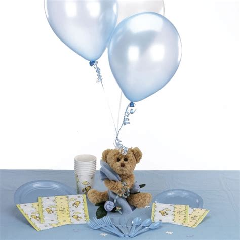 centerpieces for boy baptism baptism centerpieces for boys teddy christening