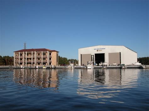 top rack marina in chesapeake va united states marina
