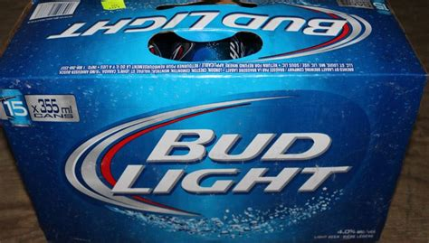 case of bud light price case of 15 cans of bud light beer 355ml