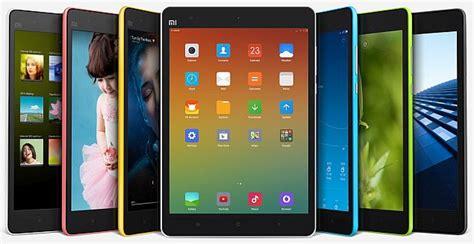 Dan Spesifikasi Tablet Xiaomi xiaomi mi pad harga dan spesifikasi tablet gaming murah