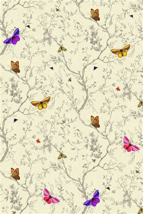 Livingroom Glasgow timorous beasties butterflies wallpaper ideas amp designs