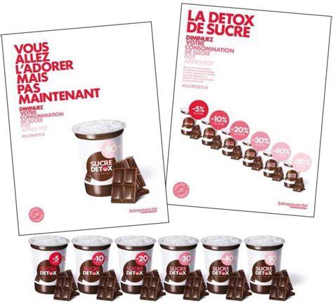 Intermarche Outdoor Promotional Sugar Detox by Promo Activation Lions Les Chances Fran 231 Aises