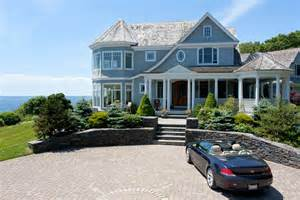 coastal house maine coastal home residential exteriors