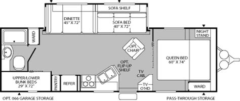 fleetwood wilderness floor plans 2005 fleetwood wilderness yukon travel trailer rvweb com