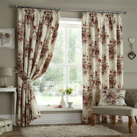 Shabby Chic Curtains » Home Design 2017