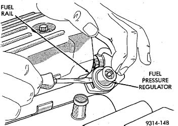 service manual [how to replace 1995 eagle vision enginge