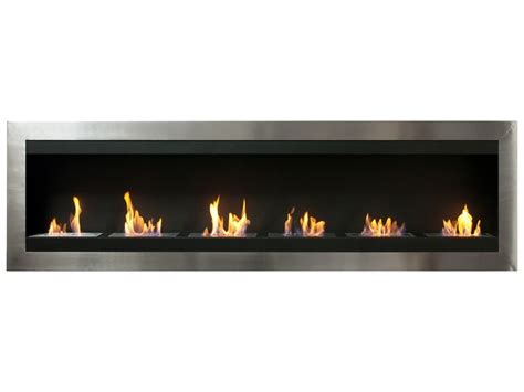 Ethanol Fuel Fireplace by Maximum Bio Ethanol Recessed Fireplace