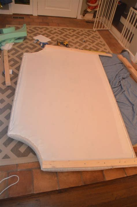 diy headboard legs 1000 images about wall behind the bed on pinterest
