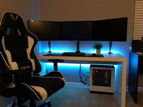 best bedroom gaming setup unique gaming setup ideas to perfect your gaming room