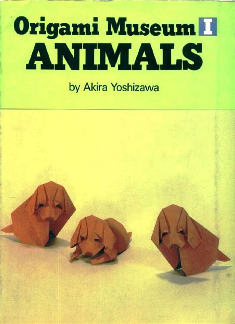 Animal Origami Book - 63 best images about livros sobre origami on