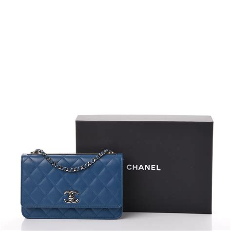 Chanel Garment Shofjeans 27 30 chanel lambskin quilted trendy cc wallet on chain woc blue 247620