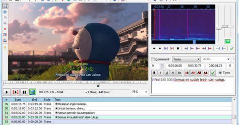 tutorial membuat video lirik lagu isamu no heya belajar bagaimana membuat subtitle 2
