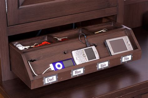 cell phone charging cabinet 15 fresh furniture trends to watch for in 2014 freshome com