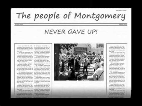 Montgomery Boycott Significance Essay by 41 Best Montgomery Boycott Images On Boycott Black History Month And Black