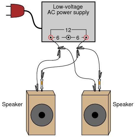 resistors in speakers lessons in electric circuits volume vi experiments chapter 4