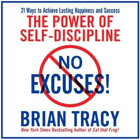 Just Shut Up And Do It Bian Tracy book review no excuses by brian tracy richard burkey
