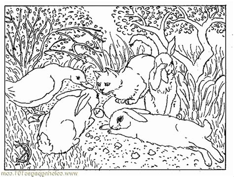 baby animals coloring pages for children coloring page