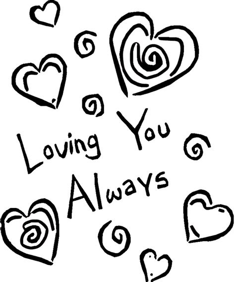 easy love coloring pages get this easy i love you coloring pages for preschoolers