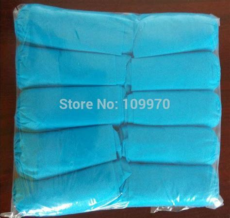 Shoes Cover Non Woven Solida Disposable disposable disposable shoe covers blue pink non woven fabrics cleaning food industry
