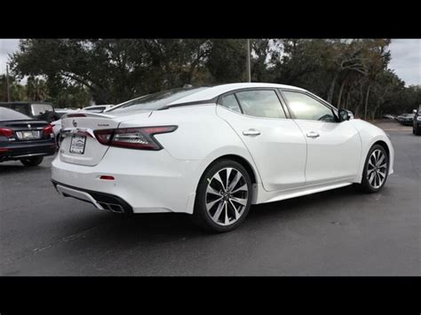 2019 nissan maxima platinum new 2019 nissan maxima 3 5 platinum sedan in bradenton
