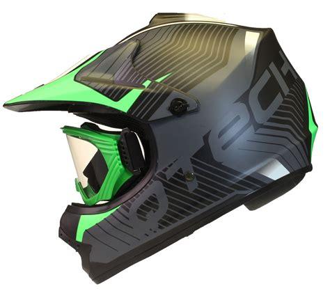 motocross helmet goggles childrens motocross style mx helmet goggles