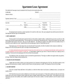 best month to sign a lease sle blank lease agreement form 10 free documents in