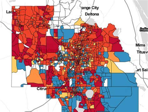 orlando population interactive map central florida 2030 population
