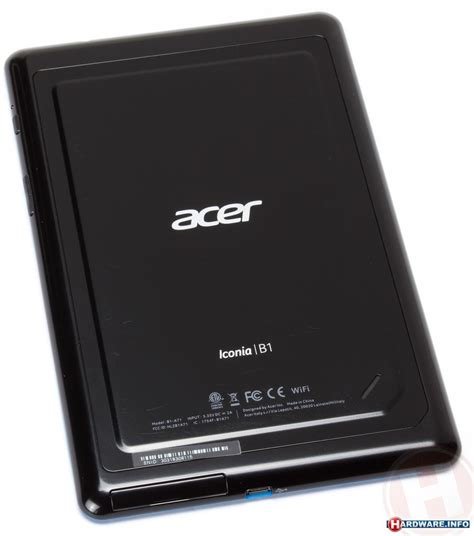 Tablet Asus Acer three 7 inch tablets acer asus and prestigio acer iconia tab b1 1