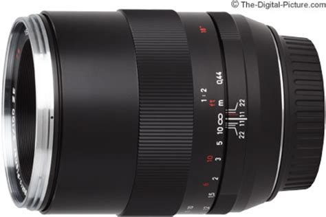 zeiss 100mm f/2 makro classic lens review