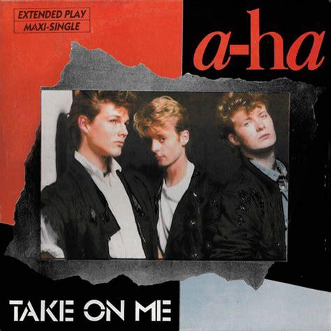 take on me a ha take on me vinyl at discogs